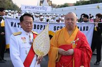 """""""民间大使""""让中国佛教走向世界"""