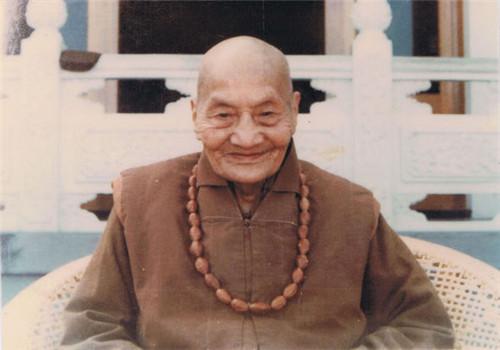 一代高僧:广钦老和尚